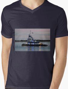 Bayou Dawn Mens V-Neck T-Shirt