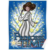 Princess Time - Leia Poster