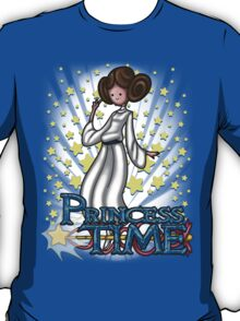 Princess Time - Leia T-Shirt
