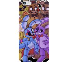 FNAF- The Gang's All Here iPhone Case/Skin