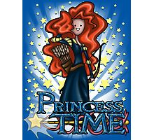Princess Time - Merida Photographic Print