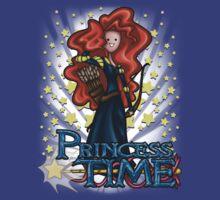 Princess Time - Merida T-Shirt
