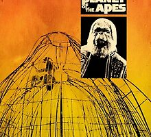 Planet of the Apes by Elmic-Toboo