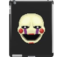 Five Nights at Freddy's 2 - Pixel art - Marionette iPad Case/Skin