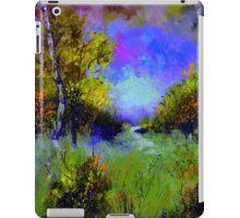 wood 5110 iPad Case/Skin