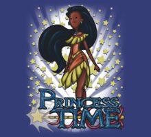 Princess Time - Pocahontas T-Shirt