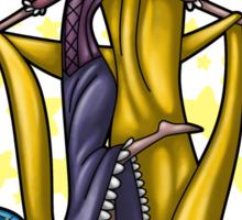 Princess Time - Rapunzel Sticker