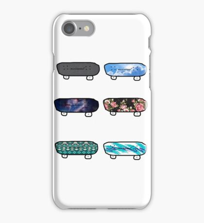 All Mineral Decks iPhone Case/Skin