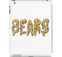 oozing bears iPad Case/Skin