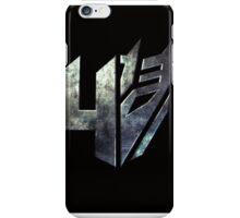 Transformers 4 iPhone Case/Skin