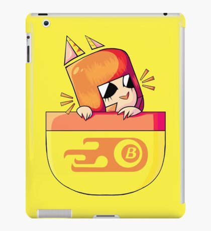 Motorcity - Pocket Julie iPad Case/Skin