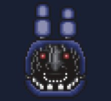 Five Nights at Freddy's 2 - Pixel art - Faceless Bonnie Kids Clothes