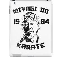 Miyagi Do Karate iPad Case/Skin