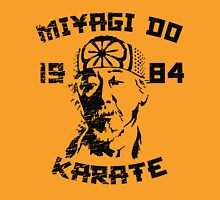 Miyagi Do Karate Womens Fitted T-Shirt