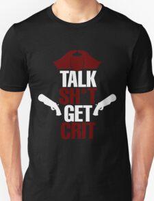 Talk Shit Get Crit Gangplank — League of Legends T-Shirt and Phone Case T-Shirt