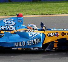 2006-Alonso Win Australian Grand Prix by ozzo