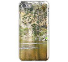 *Lerderderg River - Melton, Vic.* iPhone Case/Skin