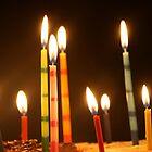 13 candles by Laurie Japhet Lansrud