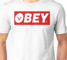 Code Geass Obey T-Shirt and Phone Case Unisex T-Shirt