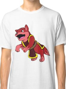 Knightic Wolf - Page Classic T-Shirt
