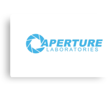 Aperture Laboratories Canvas Print