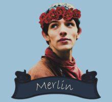 Merlin by wowtennant
