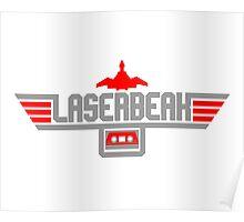 Top Laserbeak Poster