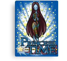 Princess Time - Sally Canvas Print