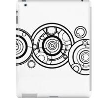 Doctor Who Galllifreyan Name iPad Case/Skin
