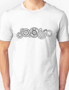Doctor Who Galllifreyan Name Unisex T-Shirt