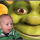 Max and Shrek  by tess1731