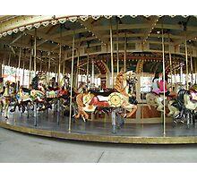 PTC Carousel 1 Photographic Print