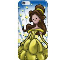 Princess Time - Belle iPhone Case/Skin