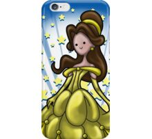 Princess Time - Belle iPhone Case/Skin