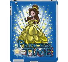 Princess Time - Belle iPad Case/Skin