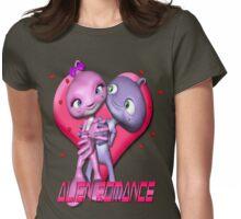 Alien Romance Womens Fitted T-Shirt