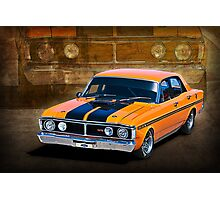 1971 Ford Falcon XY GT Photographic Print