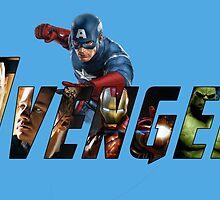 The Avengers  by mattuc