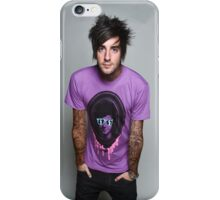 Jack Barakat Punk Edit iPhone Case/Skin
