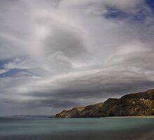 Rapid Bay, South Australia - Vertical! by Trudi Skinn