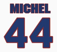 National Hockey player Michel Picard jersey 44 by imsport