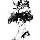La Bouche by Catherine Hamilton-Veal  ©