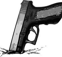 Gun by Grobie