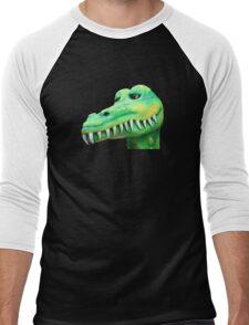 T Shirt Crocodile  Men's Baseball ¾ T-Shirt