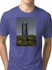 Scrabo Towering Tri-blend T-Shirt