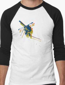 Ski Men's Baseball ¾ T-Shirt