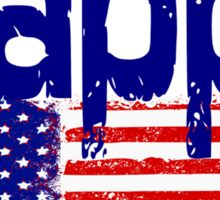 Independence day Sticker