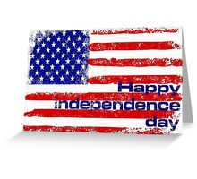 Independence day Greeting Card
