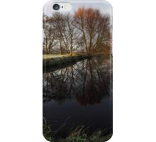A Country Pond iPhone Case/Skin