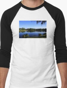 Celebration Lake Men's Baseball ¾ T-Shirt